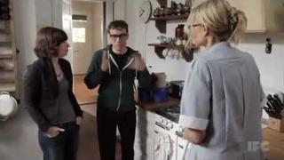 Portlandia: Aimee Mann, Cleaning Lady