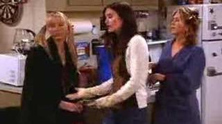 Přátelé - Joey a krocan