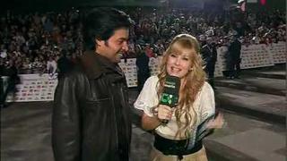 Premios Cadena Dial 2010 entrevista a Chayanne de Ana Trabadelo