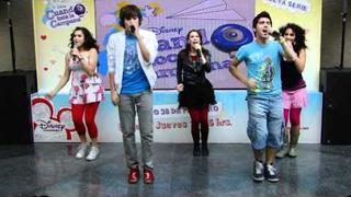 Presentacion a Prensa de la Serie 'Cuando Toca la Campana' video 3