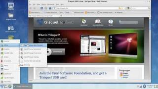 """Presentación de Trisquel 3.5 """"Awen"""""""