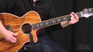 Prestige Eclipse Koa/Koa Acoustic Guitar