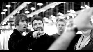 Pretty Green - Liam Gallagher visits Copenhagen Fashion Show