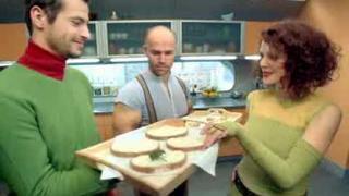 Pribina cheese spot