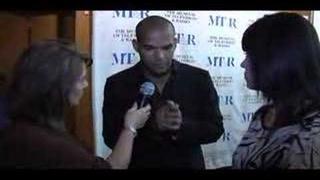 Prison Break Amaury Nolasco AKA Sucre interview