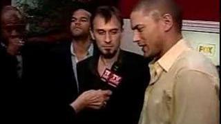 Prison Break interview