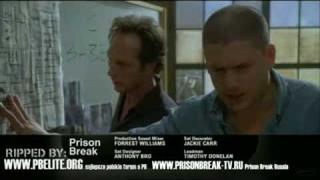 Prison Break Season 4 Episode 10 The Legend