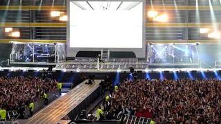 Progress 2011 Sunderland 28th Robbie Williams. Shine Sgt Pepp LmeY,Rock DJ