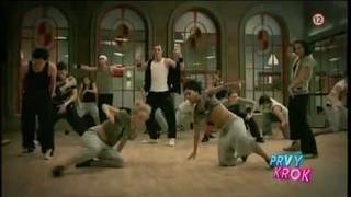První krok - Tancim svuj sen