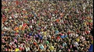 PUSA Peaches/Kick out the Jams/Shout Pinkpop 2005 PART 2