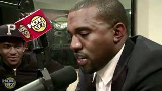 Pusha T & Kanye West Acapella Freestyle On The Funkmaster Flex Show On Hot97 Shouts to DREWSKI