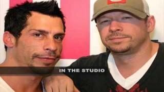 Q100 Atlanta - Donnie Wahlberg and Danny Wood - Part 2 of 5