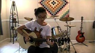 Queen - Don't Stop Me Now (guitar) - Sandra Bae
