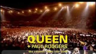 Queen + Paul Rodgers - Comercial Cristal en vivo