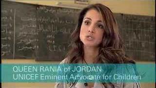 Queen Rania shares Morocco's successes