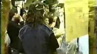 Quorthon (Bathory) in Portugal - 1990
