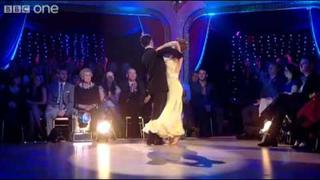 Rachel and Vincent - Strictly Come Dancing 2008 Round 8 - BBC One