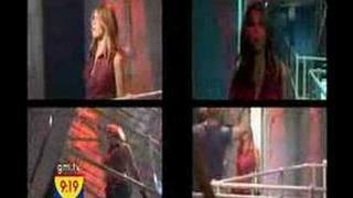 Rachel Stevens - On The Set of I Said Never Again