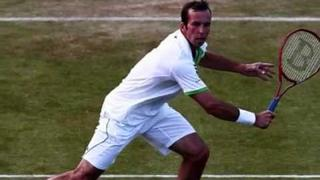 Radek Stepanek helped Rafael Nadal