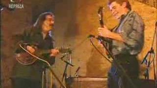 Radim Zenkl in mandolin solo duel