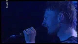 Radiohead live: idioteque