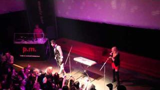 Raego ft. Christina Delaney - Ty a Já Live @ PMClub