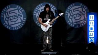 Rafael Bittencourt e GT-10 no BOSS Guitar Day - parte 1