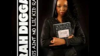 Rah Digga / This Ain't No Kid Rap / Produced by Nottz