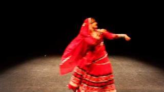 RAJASTHANI DANCE by MARIA ROBIN