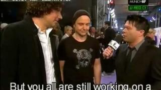 Rammstein Behind the Scenes: Episode 5 - Talking about Tokio Hotel and Stuff
