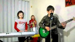 Rammstein Ich Will (cover) - Children Medieval Band