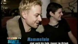 Rammstein - Making of Das Modell (HQ)