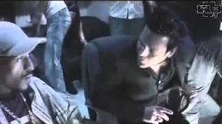 Rammstein- Richard Kruspe and Rakim in studio