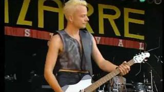 Rammstein - Weisses Fleisch [Live] @ Bizarre Festival 1996 [HD] 720p
