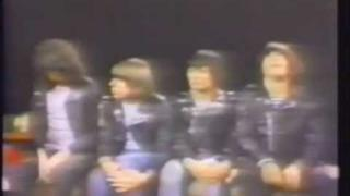 RAMONES - Rare Interview from 1981