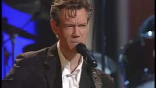 """Randy Travis performs """"Forever And Ever Amen"""" at the Grand Ole Opry"""