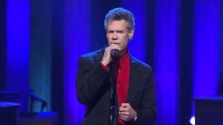 """Randy Travis - """"Three Wooden Crosses"""" at the Grand Ole Opry"""