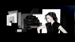 Range Rover Evoque Special Edition with Victoria Beckham, by Nick Knight