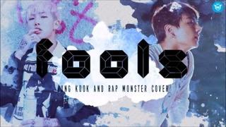 Rap Monster & Jungkook - Fools