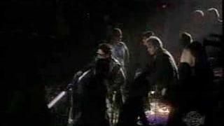 RARE  U2  UNTIL THE  END OF THE WORLD BRIT AWARDS 2001