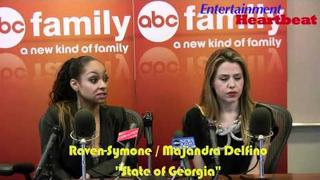 "Raven-Symone, Majandra Delfino Laugh It Up Within The ""State of Georgia"""