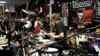 RAY LUZIER solo & Korn medley. Great sound quality !