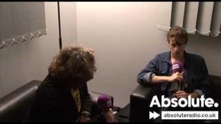 Razorlight at V Festival 2009: Johnny Borrell talks to Absolute Radio