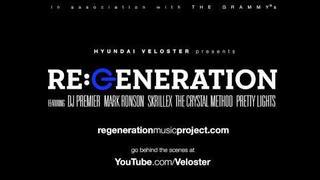 "RE:GENERATION Track: Mark Ronson ""A La Modeliste"""