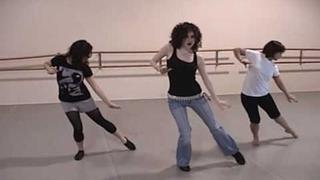Rebecca Rudolf's Rehearsal Video Blog!!