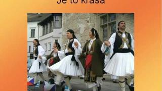 Řecké Tance Martha a Tena Elefteriadu