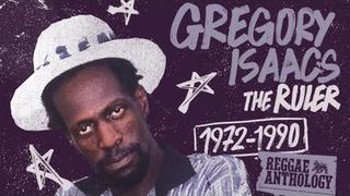 "Reggae Anthology: Gregory Isaacs ""The Ruler"" - 2CD + Bonus DVD"
