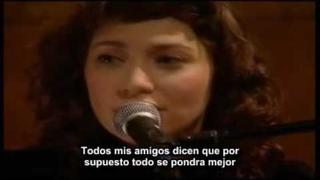 regina spektor - fidelity - subtitulos en español