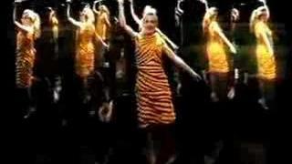 Reklama Kinder Bueno PL (2004/2005) Amanda Lear (Commercial)