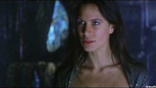 Rhona Mitra in Beowulf (1999) - clip 1